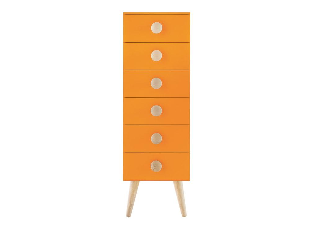 Battistella Woody Tall Chest Of Drawers
