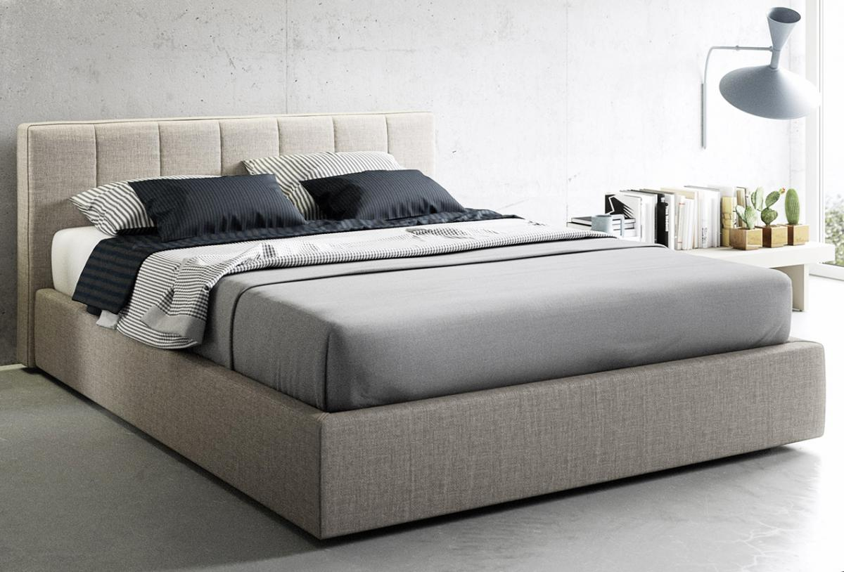York Storage Bed
