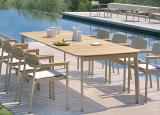 Emu Shine Teak Garden Dining Table