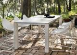 Ten Larix Garden Table