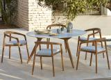 Manutti Torsa Round Garden Table