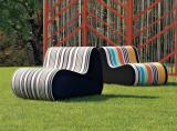 Missoni Home Virgola Garden Armchair