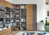 Thirty Corner Bookcase