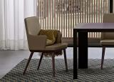 Jesse Zoe Dining Chair with Arms