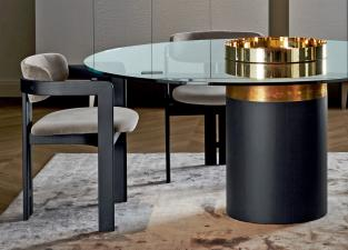 Gallotti & Radice 0414 Dining Chair