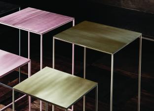 Vibieffe 101 Square Side Table