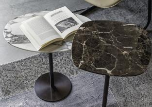 Vibieffe 50 Marble Side Table