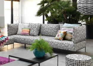 Missoni Home Adar Sofa