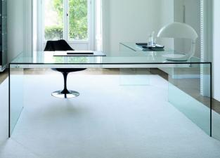 Gallotti & Radice Air Glass L-Desk