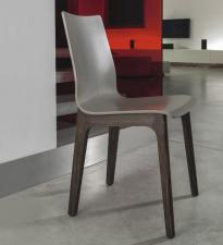 Bontempi Alfa Wood Dining Chair