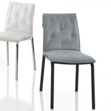 Bontempi Alfa Upholstered Dining Chair
