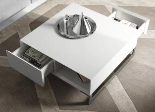 Almada Square Coffee Table