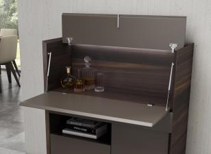 Alto Douro Dressing Table & Cupboard