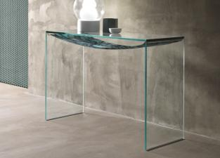 Tonelli Amaca Glass Console Table