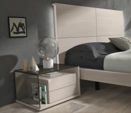 Ambiente Contemporary Bed