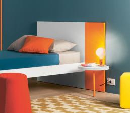 Battistella Ambo Single Bed