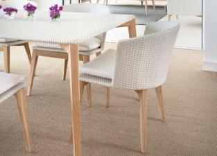 Arc Garden Dining Chair