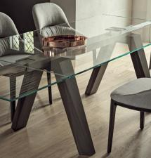 Bontempi Aron Extending Dining Table