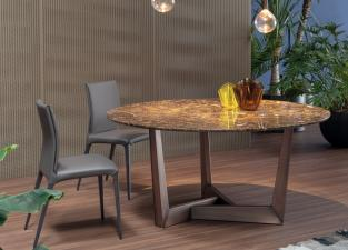 Bonaldo Art Round Dining Table