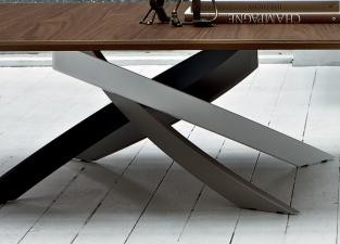 Bontempi Artistico Wood Coffee Table