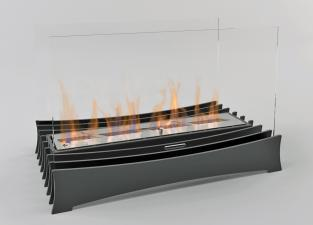 Decoflame Ascot Lux Bioethanol Fire