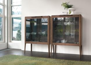 Porada Atlante Display Cabinet