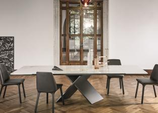 Bonaldo Ax Extending Dining Table
