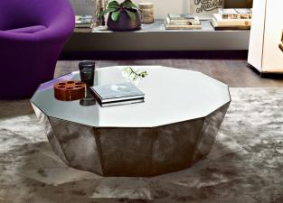 Gallotti & Radice Basalto 12 Coffee Table