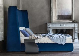 Bonaldo Basket Alto Super King Size Bed