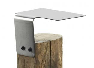 Mogg Beam Side Table