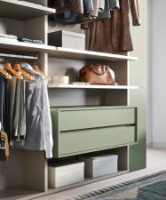 Ben Walk In Wardrobe With Box 12 Elements