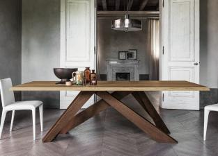 Bonaldo Big Dining Table in Natural Oak