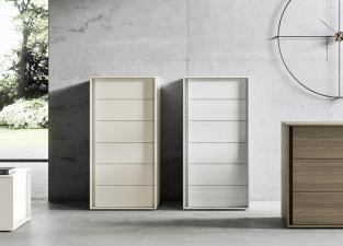 Bilbao Tall Chest Of Drawers