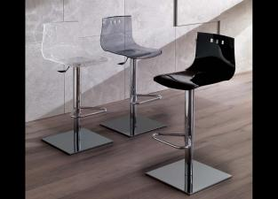 Ozzio Bingo Basic Bar Stool