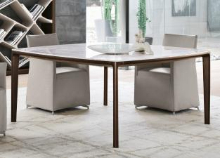 Alivar Board Square Dining Table