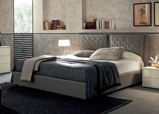 Bolero Lido Upholstered Bed