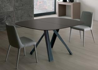 Ozzio Bombo Extending Dining Table