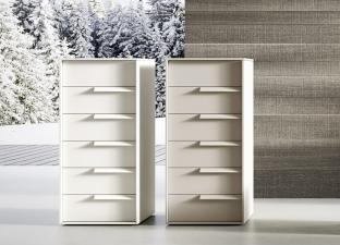 Bonn Tall Chest of Drawers