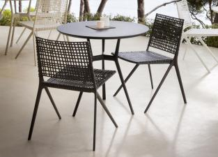 Tribu Branch Garden Dining Chair