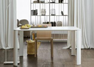 Lema Break Square Dining Table
