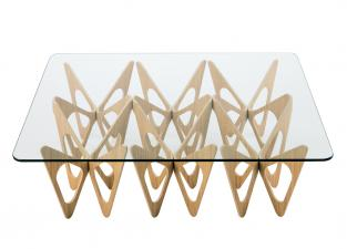 Zanotta Butterfly Coffee Table