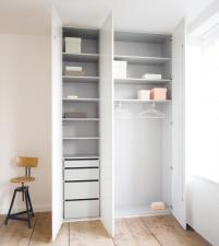 Schoenbuch Cabin Fitted Wardrobe