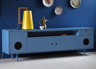 Miniforms Caixa Sideboard with Speaker