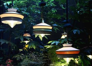 Contardi Calypso Outdoor Pendant Light