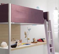 Battistella Camelot Soft Loft Bed