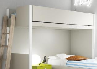 Battistella Camelot Loft Bed
