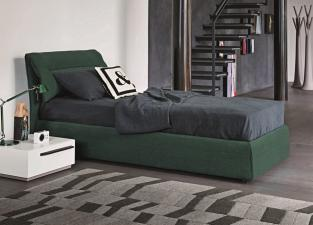 Bonaldo Campo Single Storage Bed