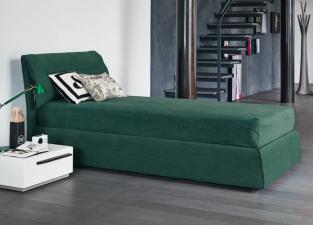 Bonaldo Campo Single Bed