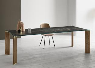 Tonelli Can Can Ceramic Dining Table