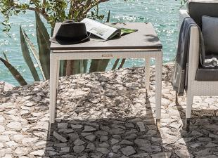 Smania Capri Garden Side Table